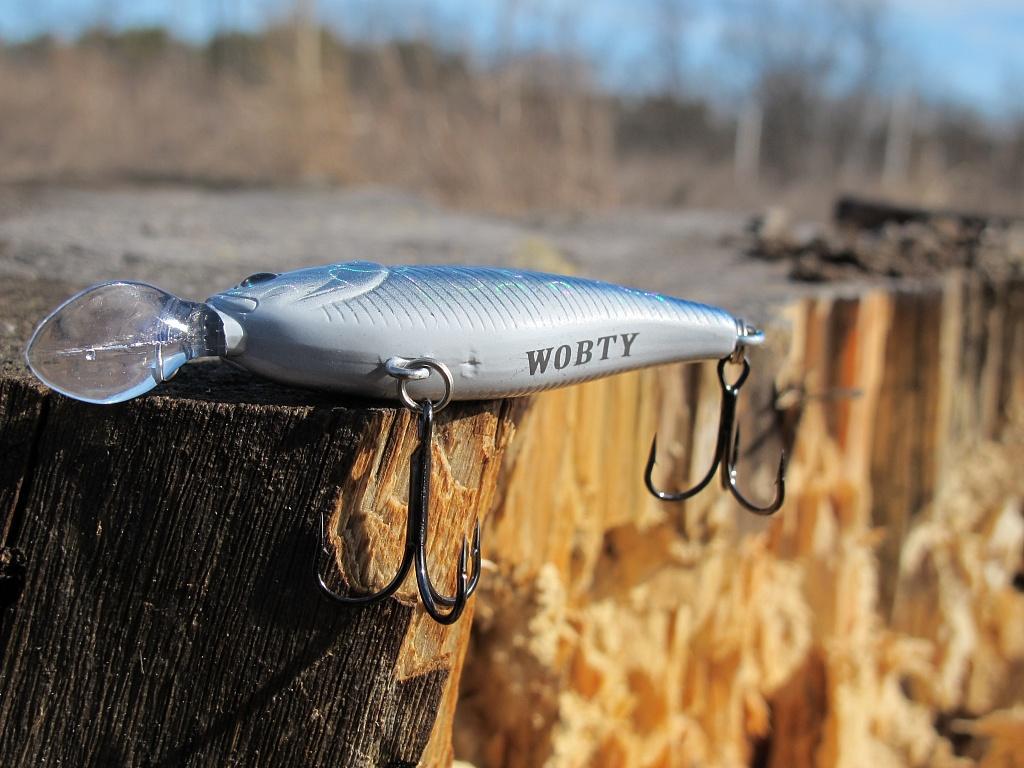 Дип кренки для ловли щуки