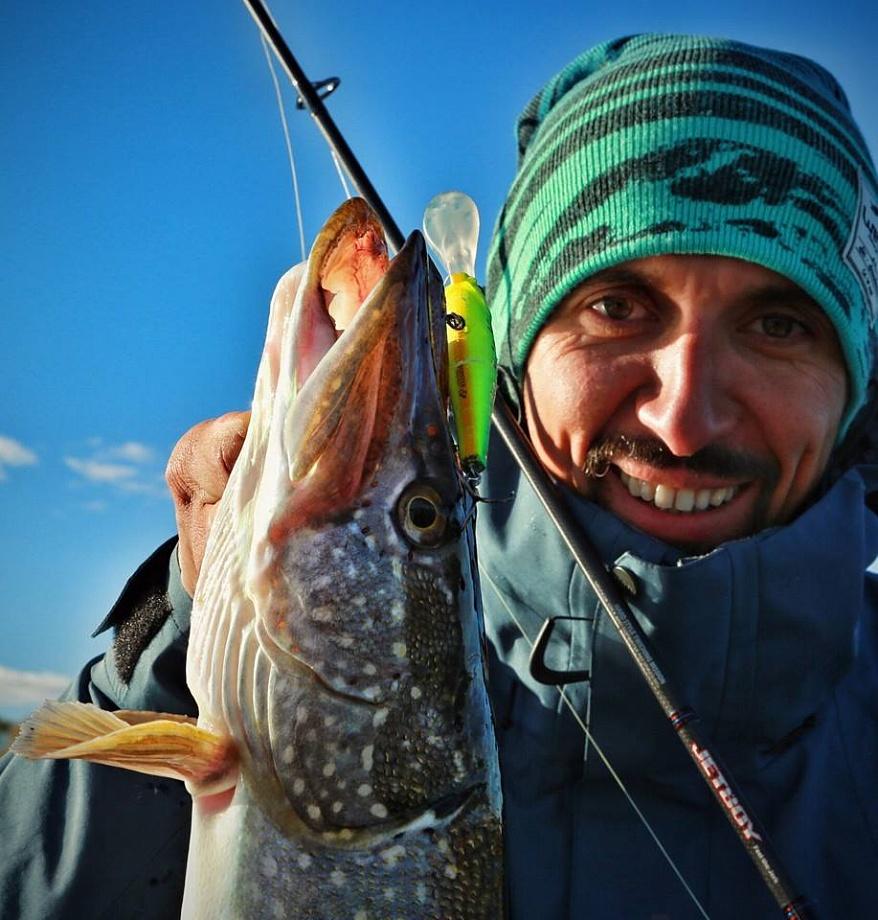 рыбалка без границ с андреем